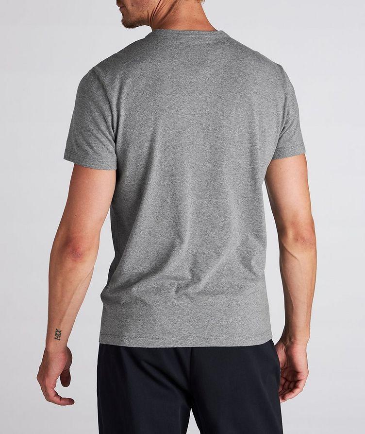 T-shirt en coton avec logo image 2