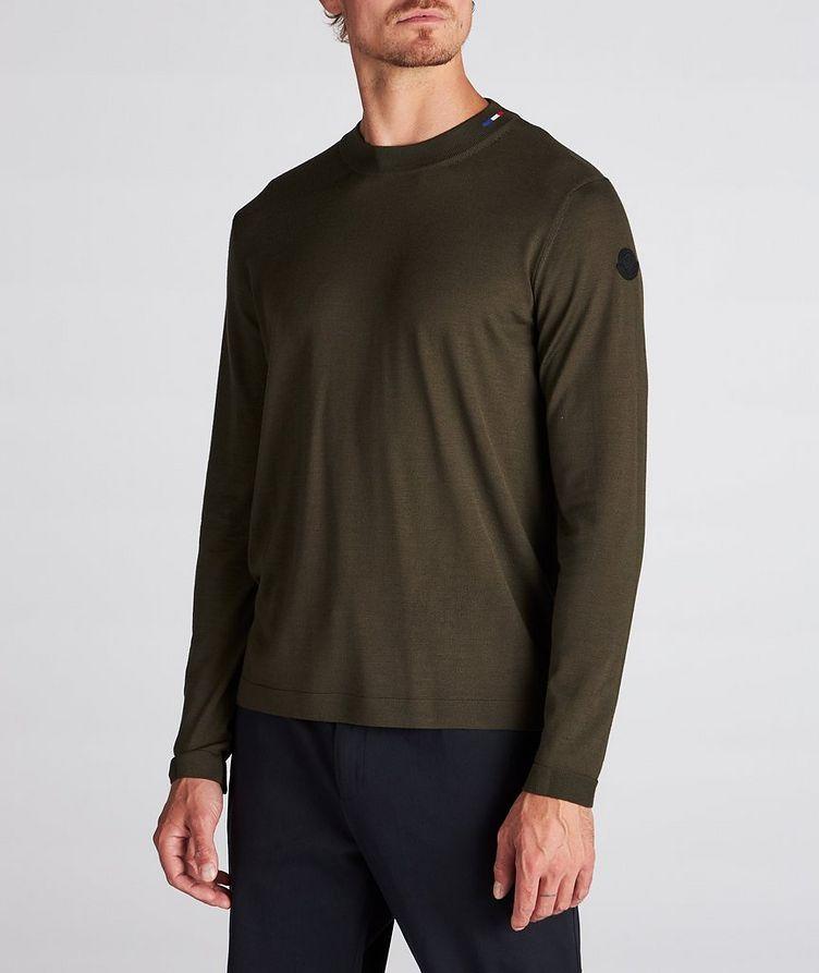 Wool Crew Neck Sweater image 1