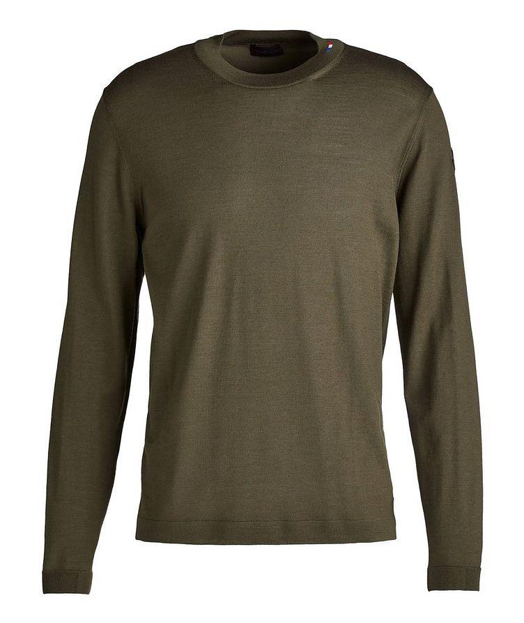 Wool Crew Neck Sweater image 0