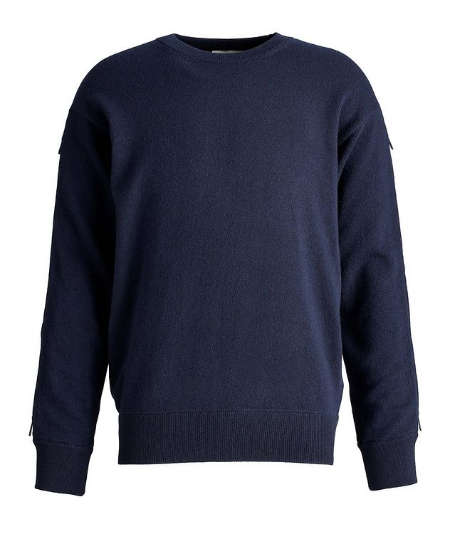Girocollo Tricot Wool Sweater picture 1