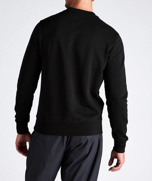 Logo Cotton Sweatshirt picture 3