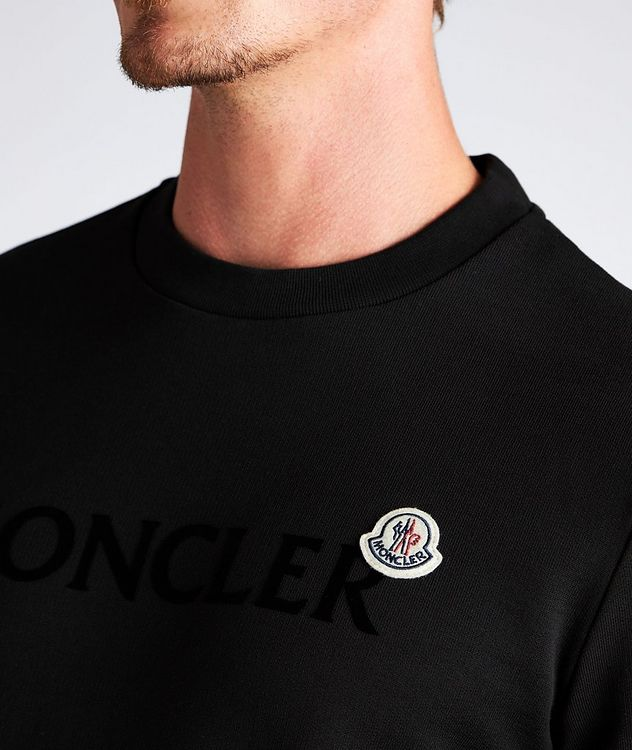 Logo Cotton Sweatshirt picture 4