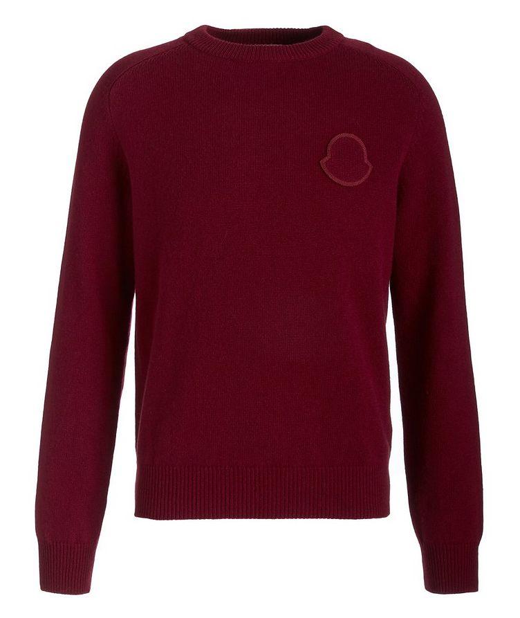 Eco Cashmere Crew Neck Sweater image 0