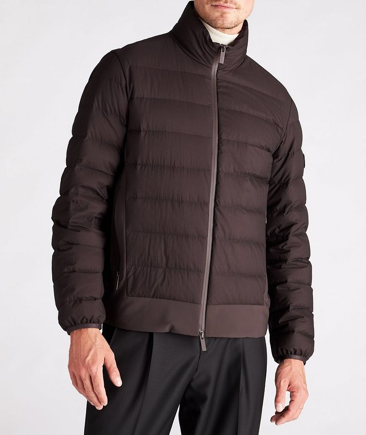 Moguy Quilted Down-Filled Jacket image 1