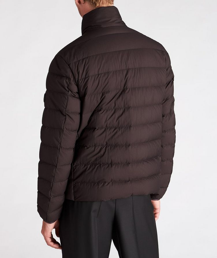Moguy Quilted Down-Filled Jacket image 2
