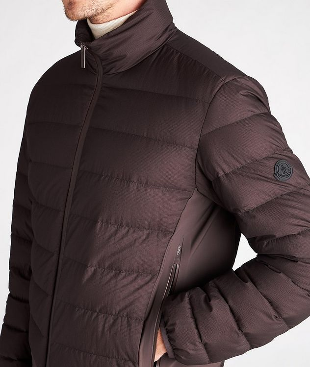 Moguy Quilted Down-Filled Jacket picture 4