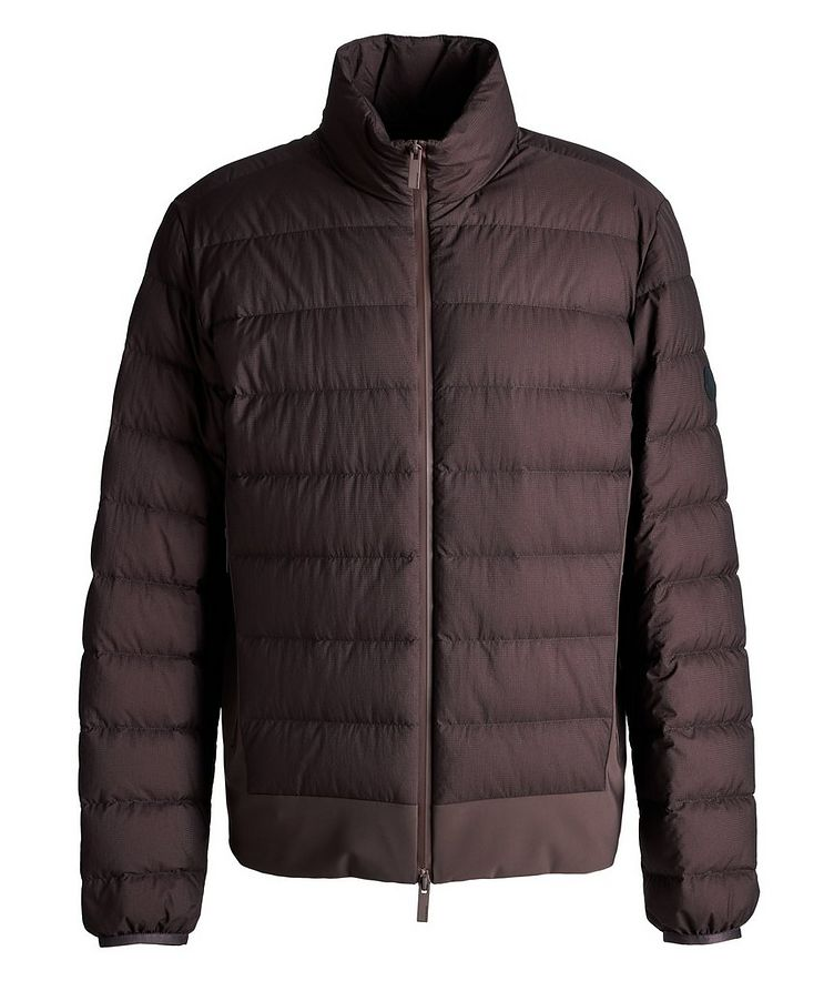 Moguy Quilted Down-Filled Jacket image 0