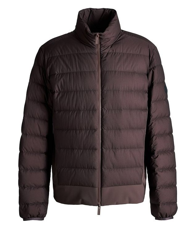 Moguy Quilted Down-Filled Jacket picture 1