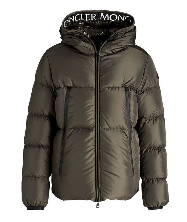 Montcla Quilted Down Jacket picture 1