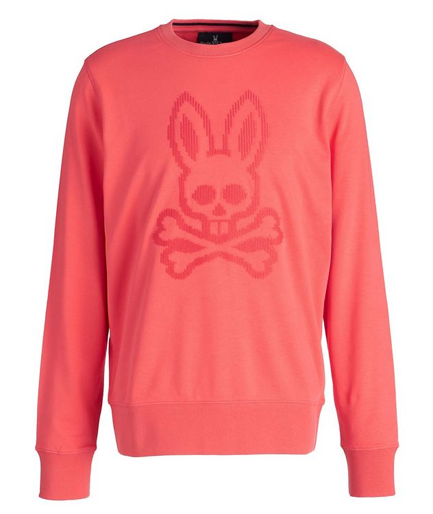 Siddick Logo Cotton Sweatshirt picture 1