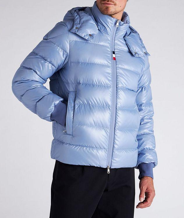 Manteau Cuvellier en duvet surpiqué picture 2