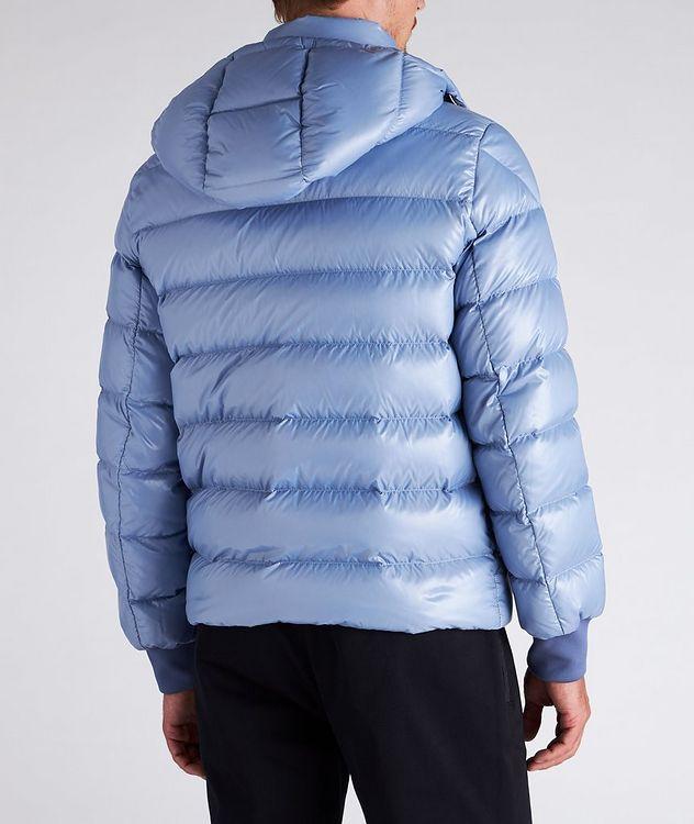 Manteau Cuvellier en duvet surpiqué picture 3