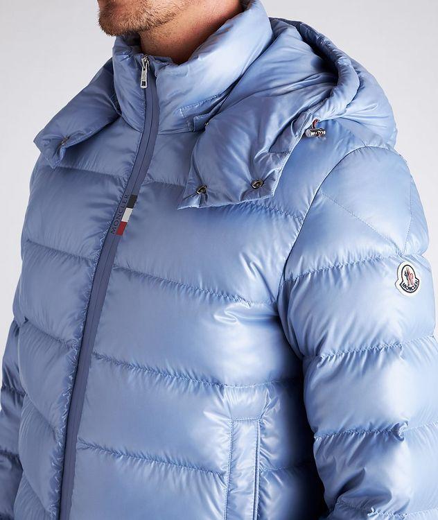 Manteau Cuvellier en duvet surpiqué picture 4
