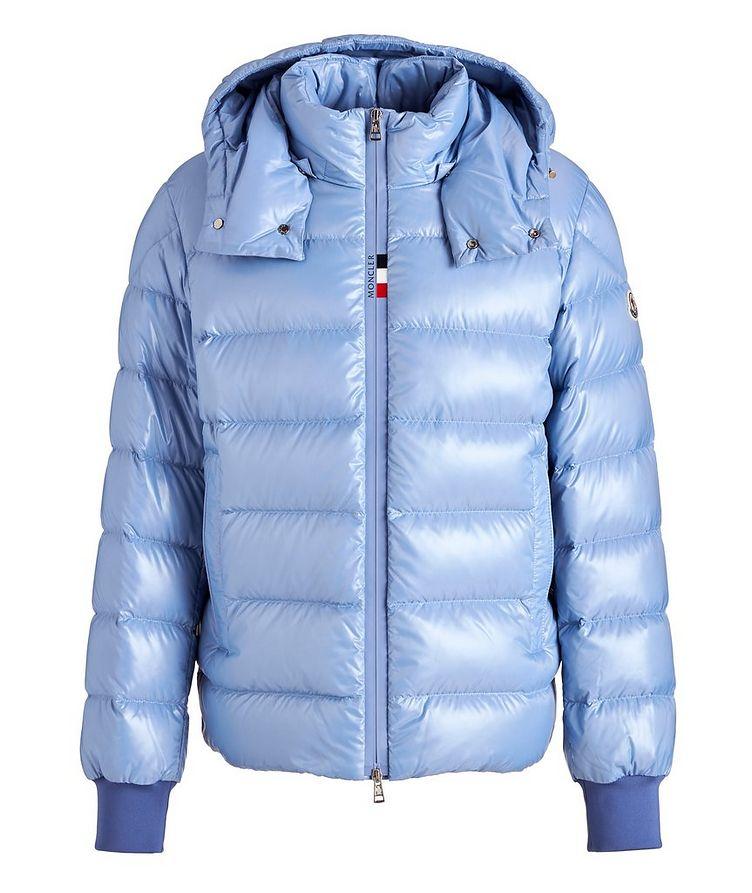 Manteau Cuvellier en duvet surpiqué image 0