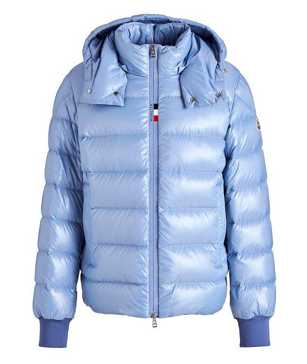 Manteau Cuvellier en duvet surpiqué picture 1