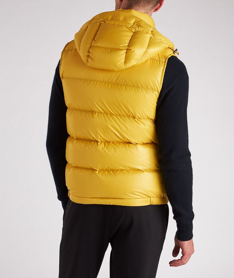 Bormes Down Hooded Vest image 2