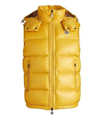Moncler Bormes Down Hooded Vest