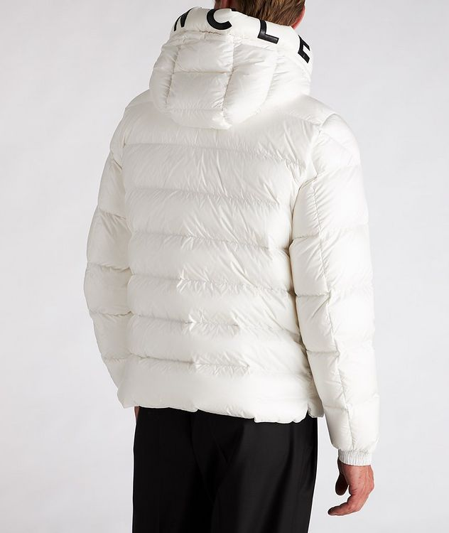 Salzman Hooded Down Puffer Jacket picture 3