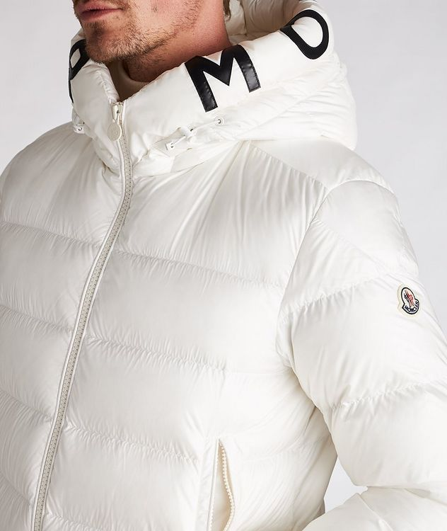 Salzman Hooded Down Puffer Jacket picture 4