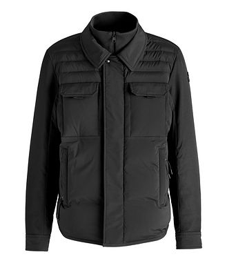 Moncler Rochant Quilted Down Jacket