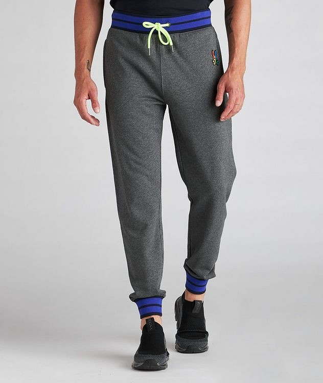 Warwick Logo Cotton Track Pants picture 2