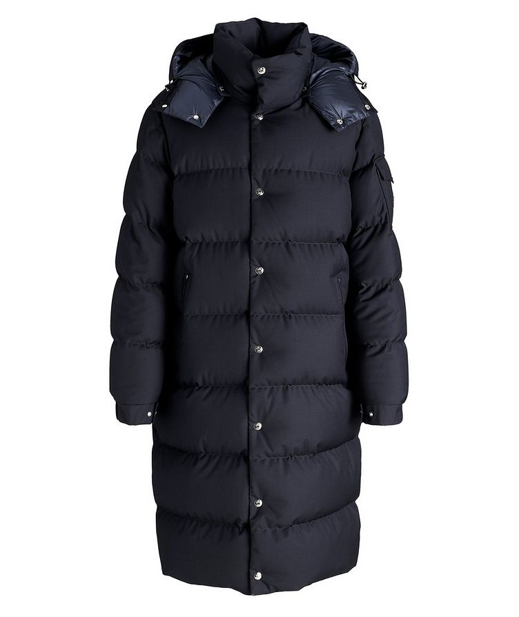 Frema Quilted Down Parka image 0