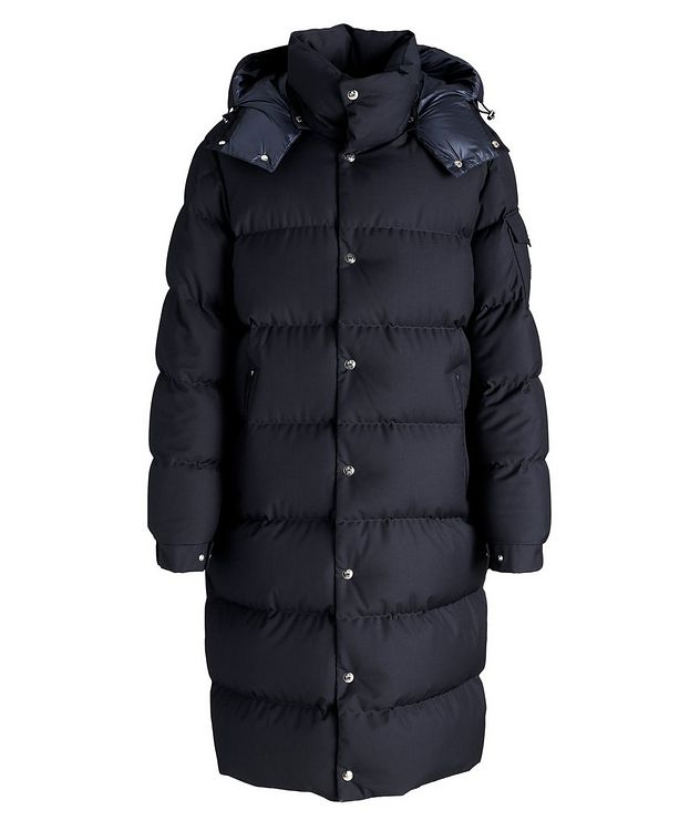 Frema Quilted Down Parka picture 1