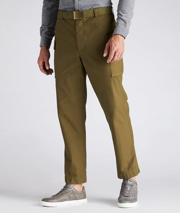 Maxence Cotton Cargo Pants picture 2