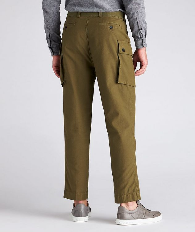 Maxence Cotton Cargo Pants picture 3