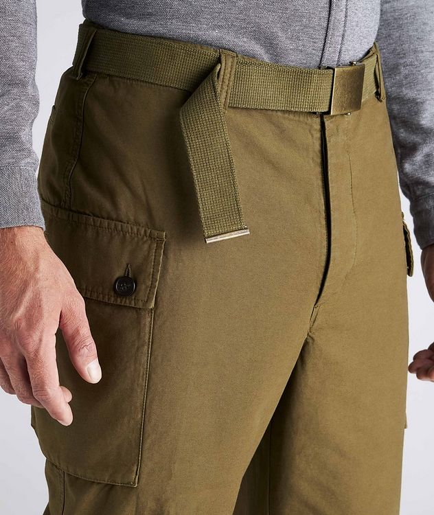 Maxence Cotton Cargo Pants picture 4