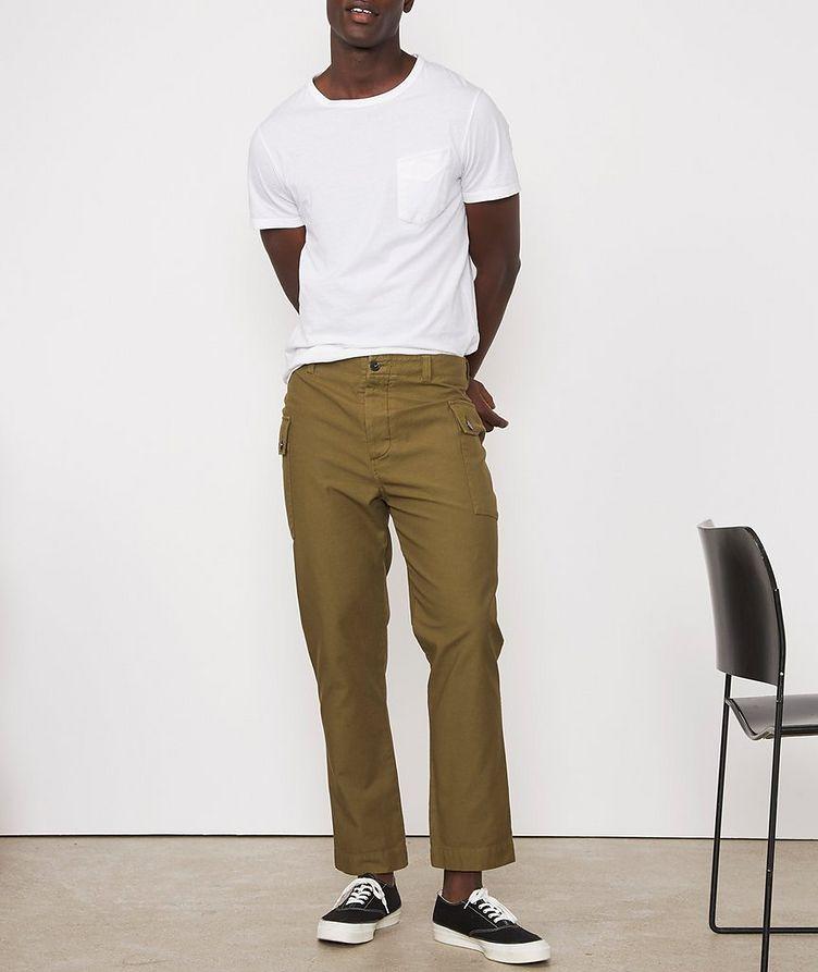 Maxence Cotton Cargo Pants image 4