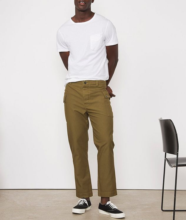 Maxence Cotton Cargo Pants picture 5