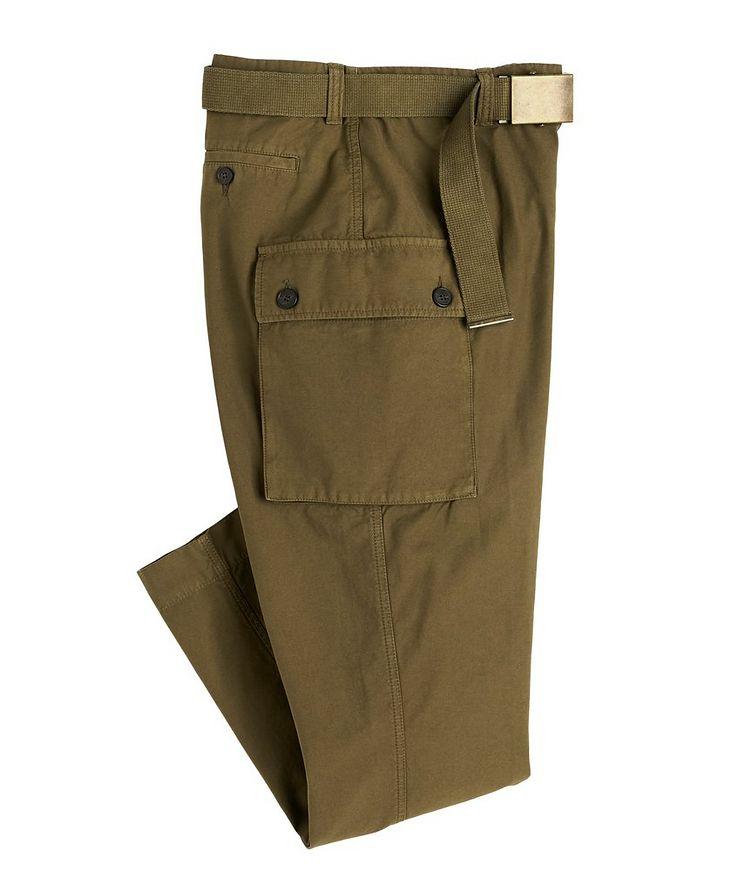 Maxence Cotton Cargo Pants image 0
