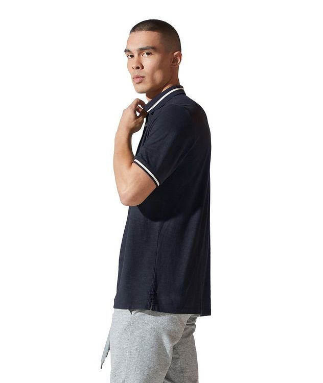 Match Point Cotton Polo picture 3
