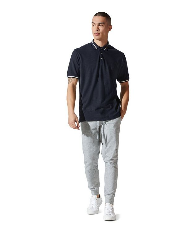 Match Point Cotton Polo picture 5