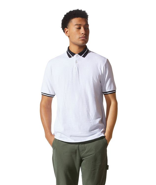 Match Point Cotton Polo picture 1