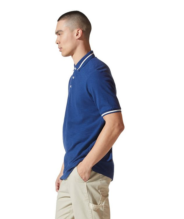 Match Point Cotton Polo picture 4
