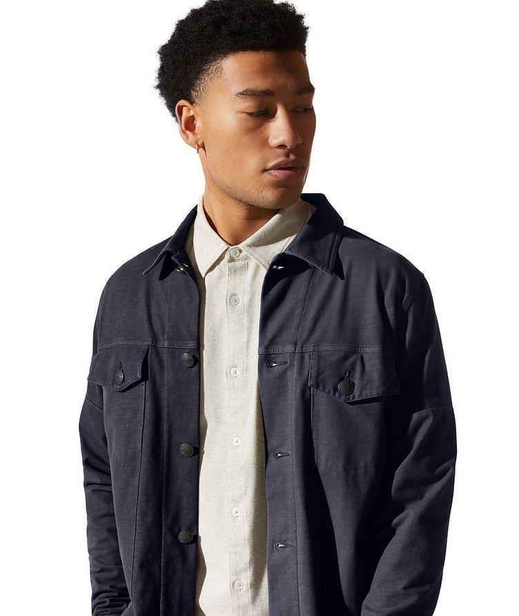 Jean Cotton-Blend Jacket image 1