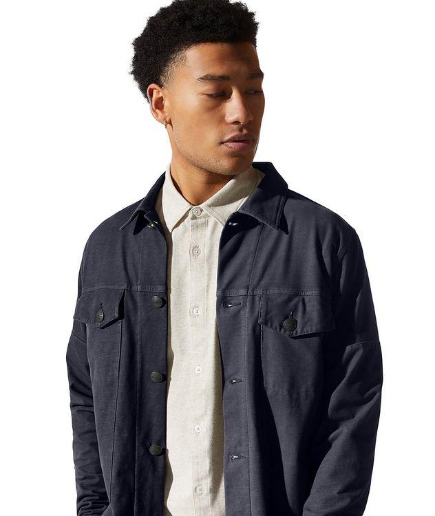 Jean Cotton-Blend Jacket picture 2