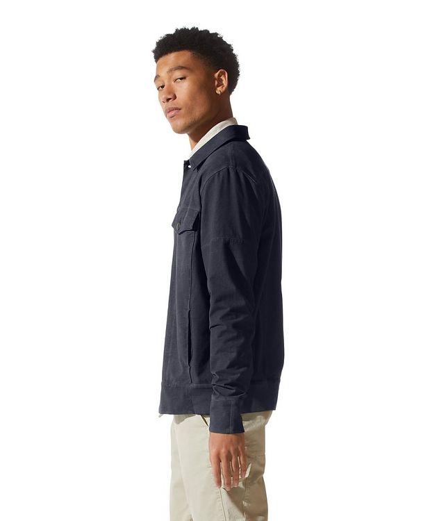 Jean Cotton-Blend Jacket picture 3