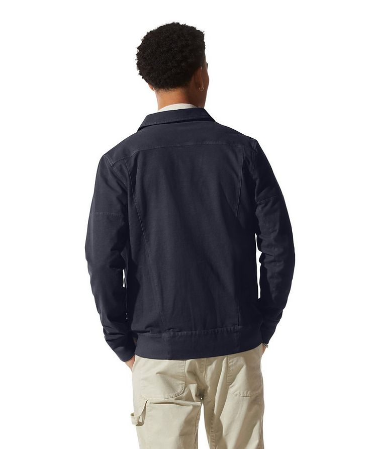 Jean Cotton-Blend Jacket image 3