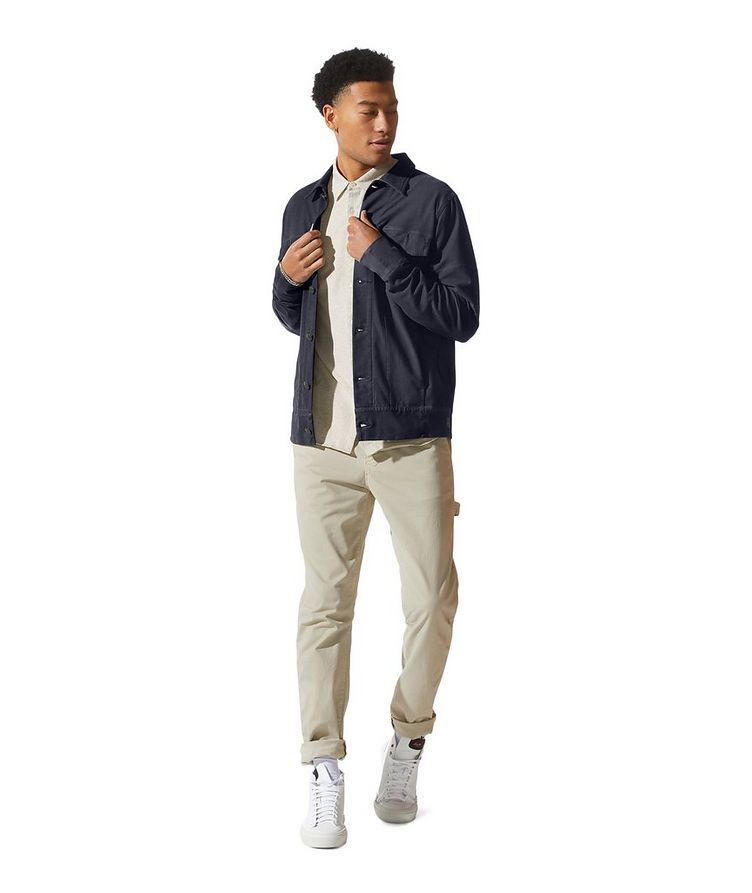 Jean Cotton-Blend Jacket image 4