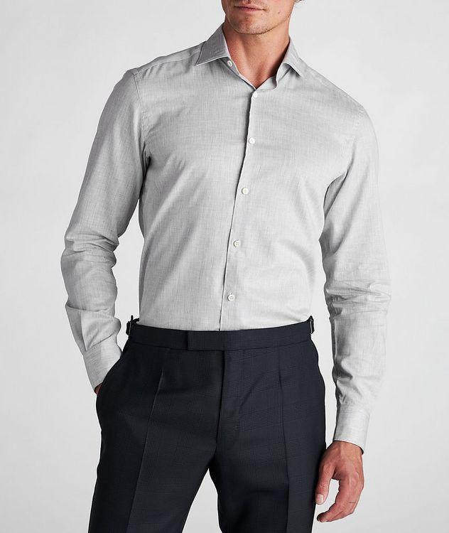 Slim-Fit Premium Cotton Shirt picture 2