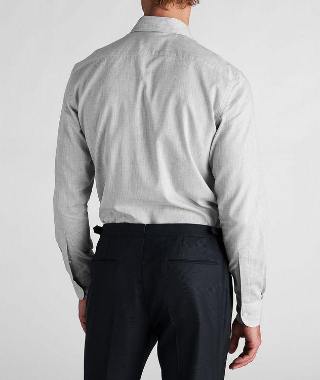 Slim-Fit Premium Cotton Shirt picture 3