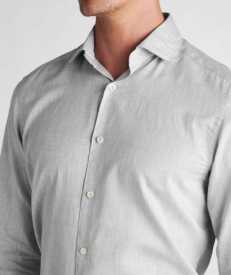 Slim-Fit Premium Cotton Shirt image 3