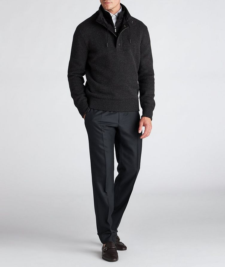 Slim-Fit Premium Cotton Shirt image 4