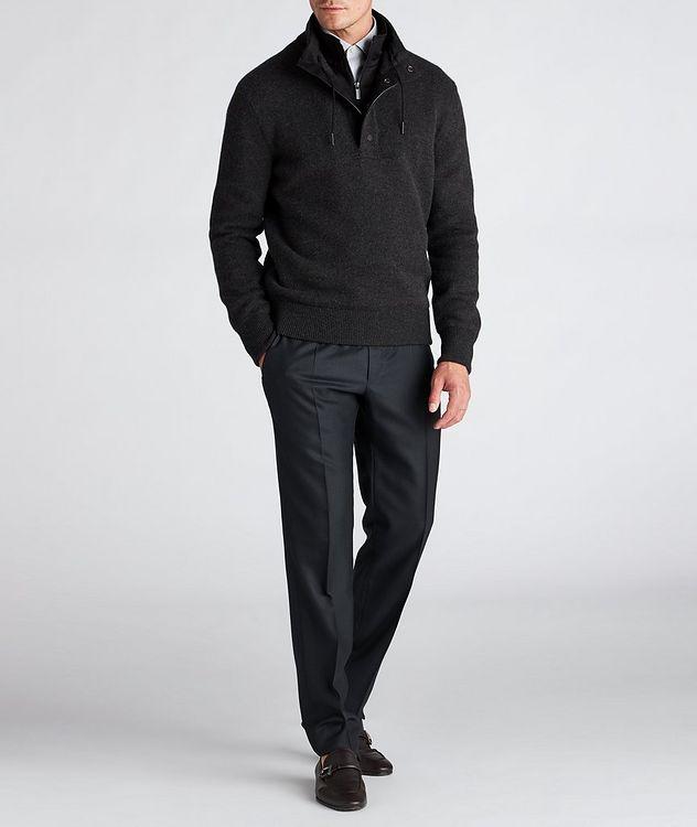 Slim-Fit Premium Cotton Shirt picture 5