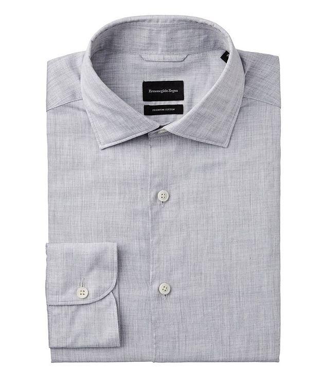 Slim-Fit Premium Cotton Shirt picture 1