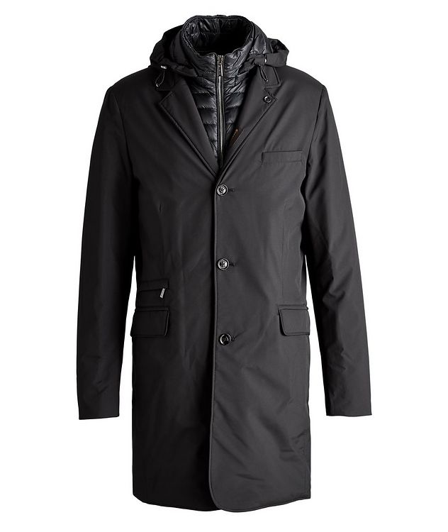 Redon Hooded Down Coat picture 1