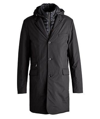 Moorer Redon Hooded Down Coat